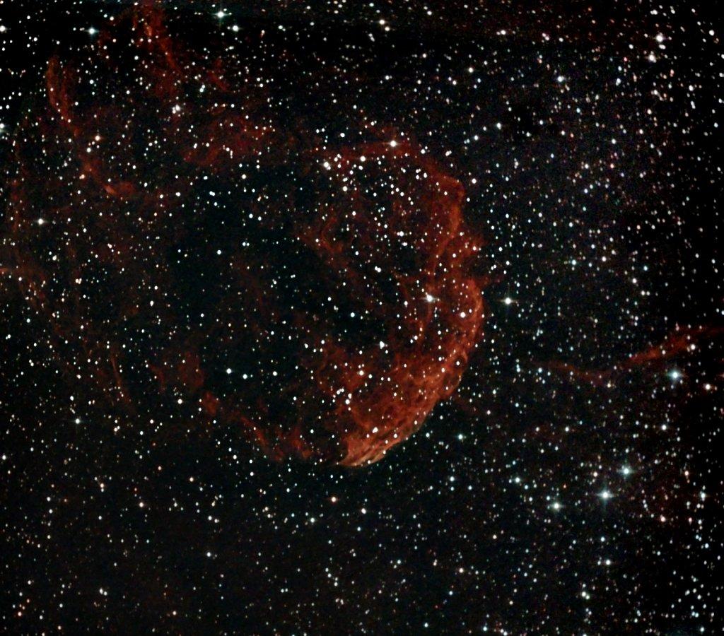 IC 443 Quallennebel