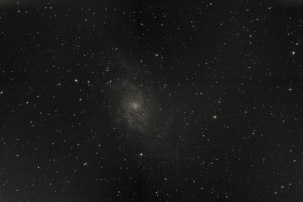 M33 Dreiecksgalaxy